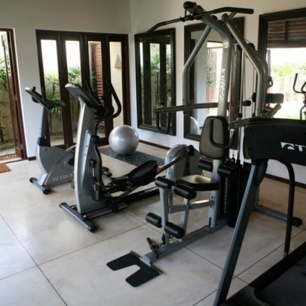 Home Gym | The Silkroad
