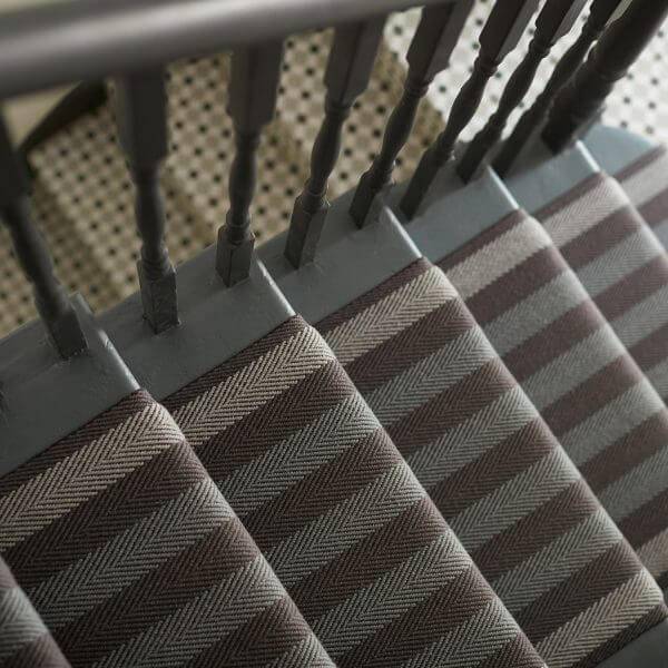 Striped Stair Runners | The Silkroad