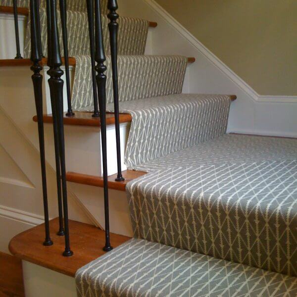 Fleetwood Fox Stair Runner | The Silkroad