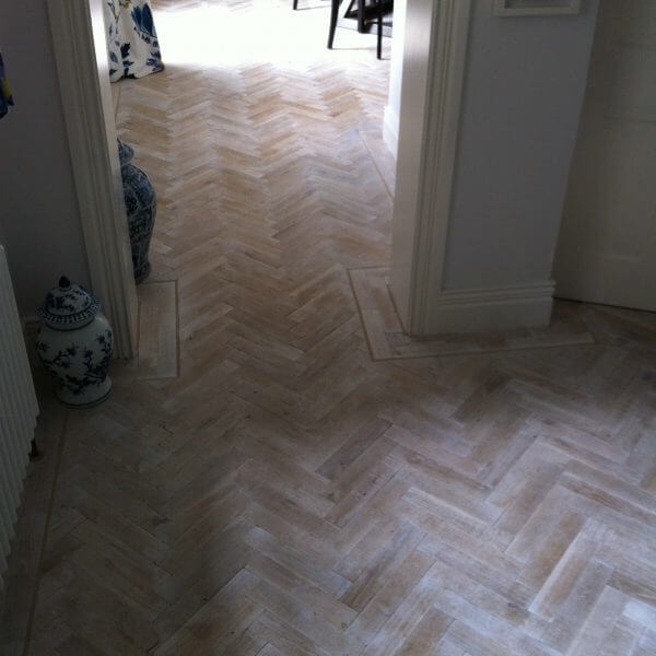 Herringbone Flooring | The Silkroad
