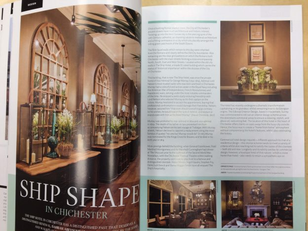 The Ship Hotel Chichester | The Silkroad