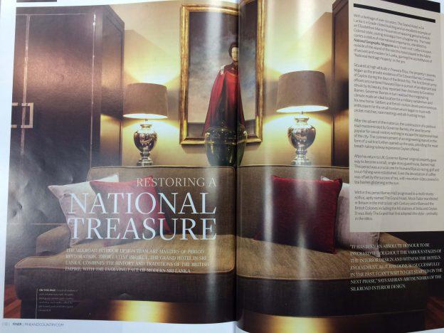Restoring National Treasure | The Silkroad