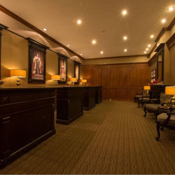 The Grand Hotel Corridor | The Silkroad