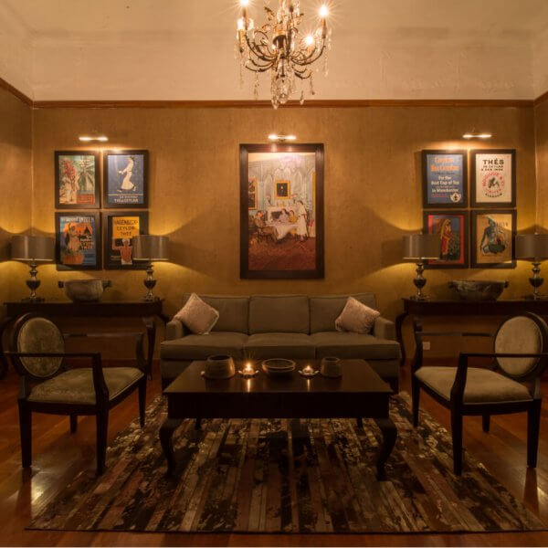 Queen Elizabeth II Suite | The Silkroad