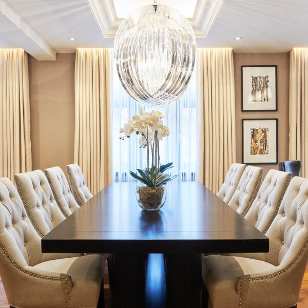 Apartment Kensington Dining Table | The Silkroad
