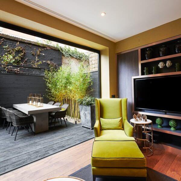 Apartment Kensington Patio | The Silkroad