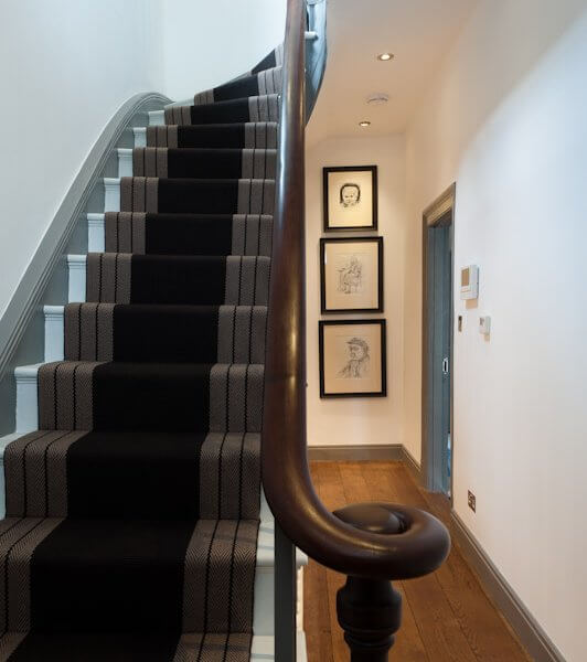 Townhouse London Stairs | The Silkroad